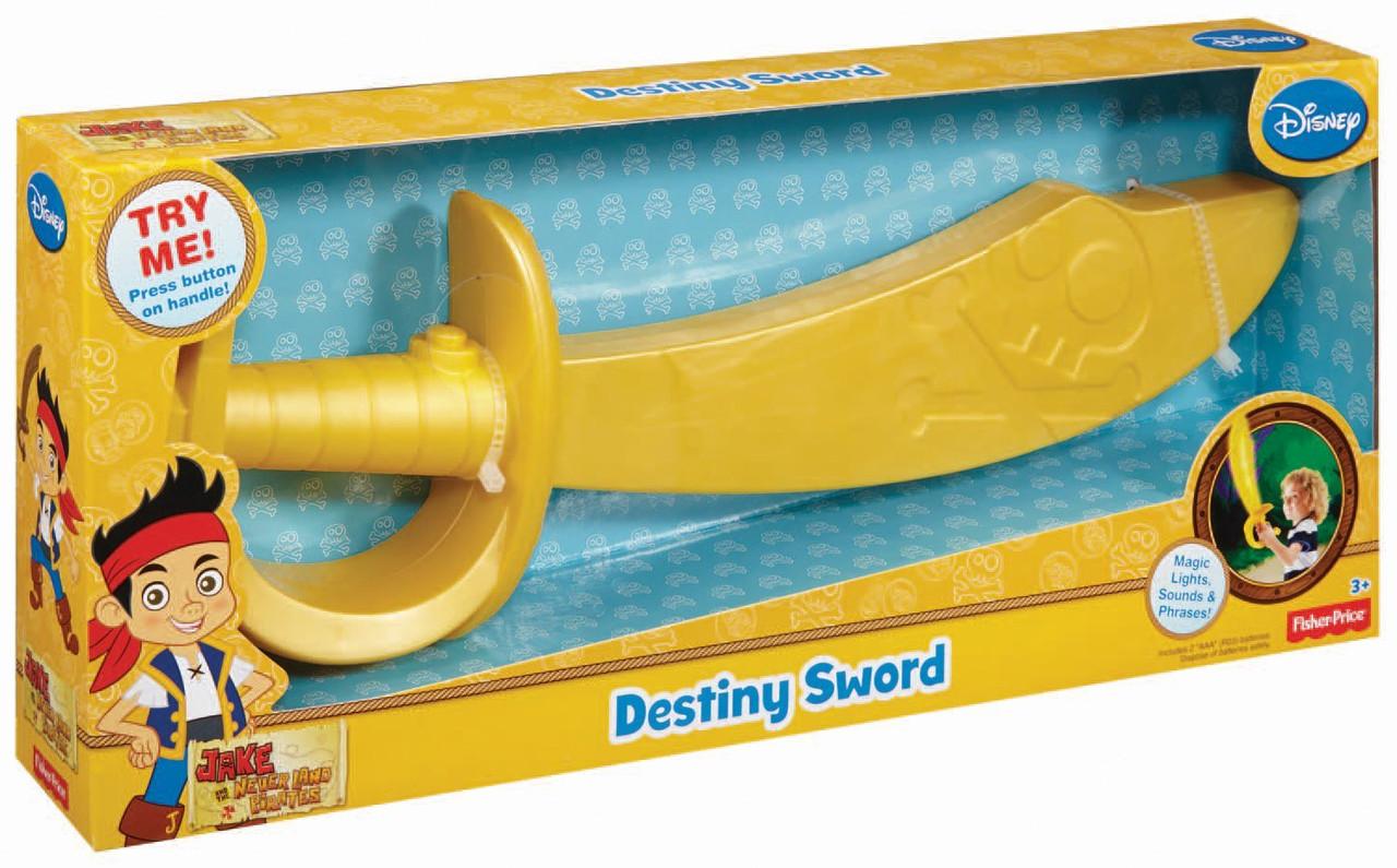 Интерактивный меч пирата Джейка