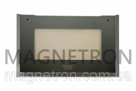 Стекло двери наружное для духовок Ariston C00288847
