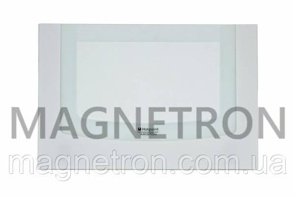 Наружное стекло двери для духовки Ariston C00258737, фото 2
