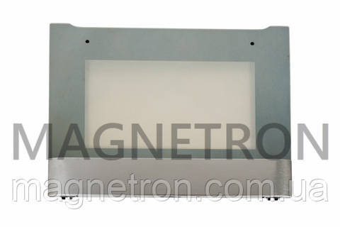 Наружное стекло двери для духовки Ariston C00298312