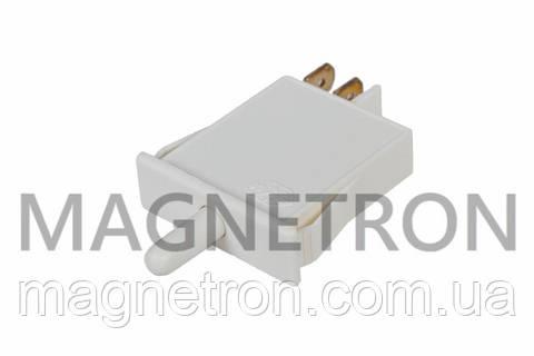 Выключатель света кнопочный (одинарный 2С) для холодильников Bosch 171307
