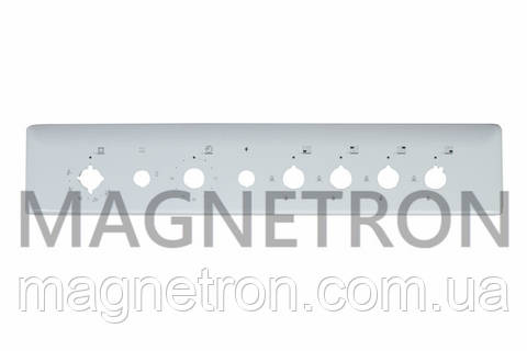 Передняя панель для газовых плит Indesit C00117667