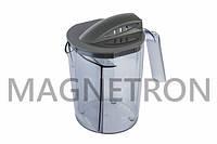 Чаша 1200ml для сбора сока + крышка к соковыжималке Zelmer 476.0060 12001245