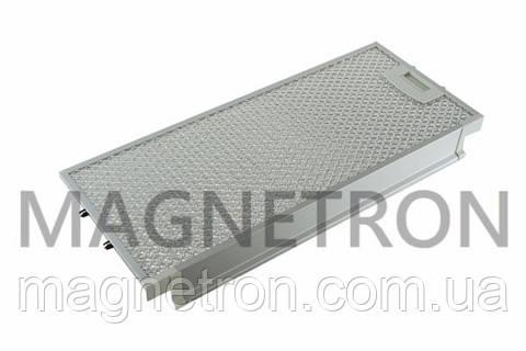 Фильтр жировой (под защелки) передний для вытяжек Bosch 434105