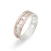 Серебряное мужское кольцо арт. 90к