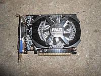 PCI-E Palit GeForce GTX650 1Gb 128Bit GDDR5