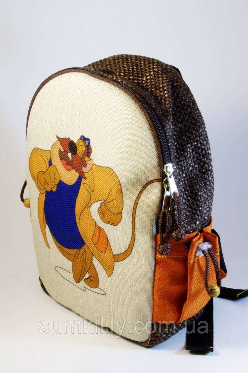 Детский рюкзак Спасатели Рокки