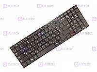 Оригинальная клавиатура для ноутбука Samsung NP355V5C-S0MRU, NP355V5C-S0NRU series, black, ru