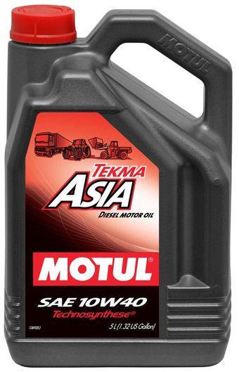 """Моторное масло TIR для грузовика MOTUL 10W40 TEKMA ASIA 5л полусинтетика для Японской и Корейской техники - """"AutoSpace.com.ua"""" Интернет-магазин в Виннице"""