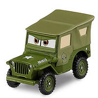 Машинка Сержант Sarge Die Cast Car Оригинал DisneyStore