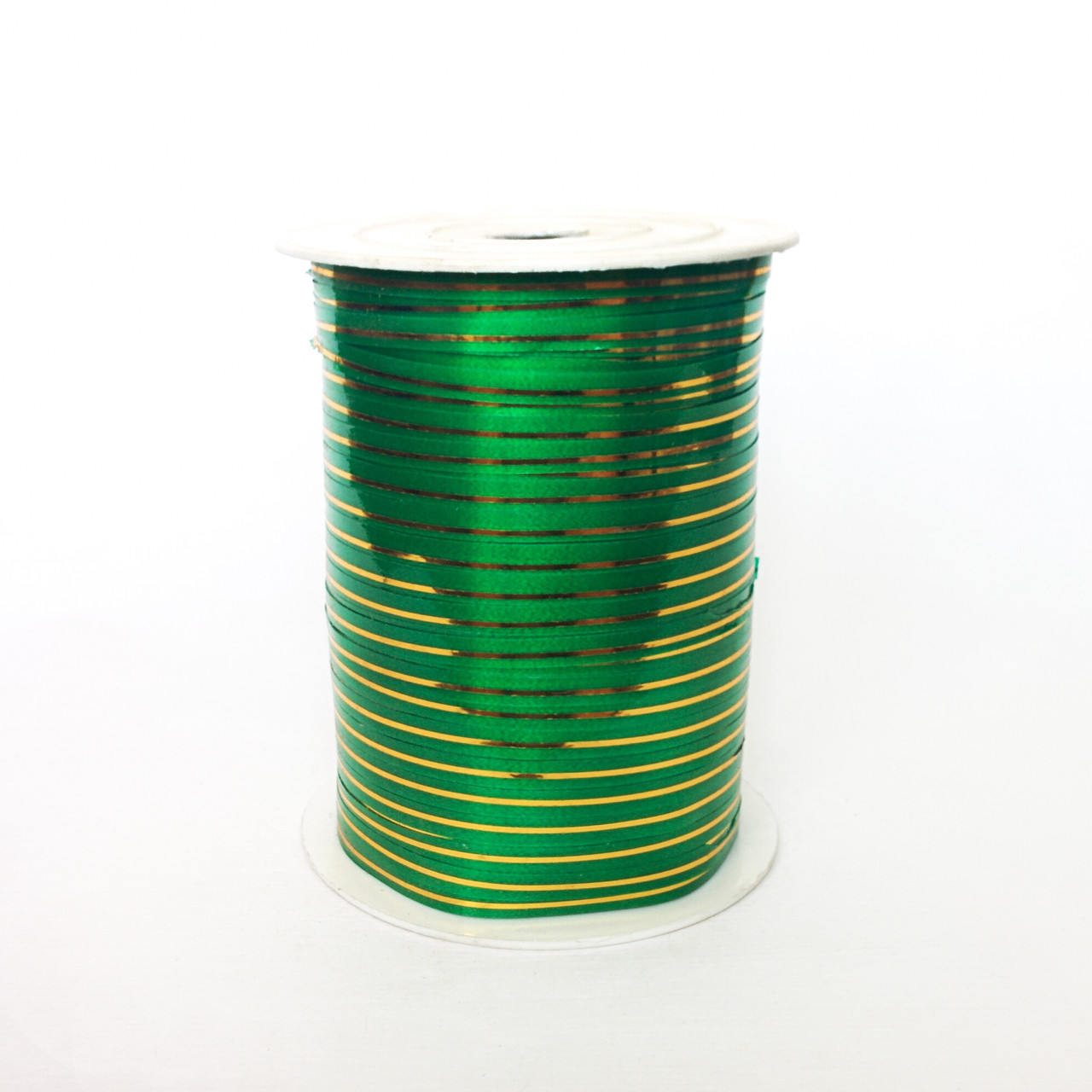 Лента флористическая зеленая 0,5х250яр