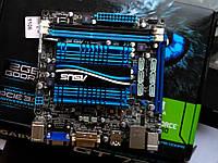 Мат плата с процессором ASUS E35M1-I