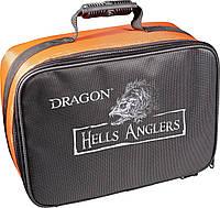 Сумка для катушек Dragon Hells Anglers 36х26х14cm