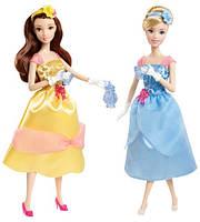 Набор кукол Принцессы Дисней Disney  Золушка и Бэль