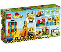 LEGO Duplo  Duplo Большая стройплощадка