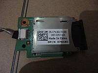 б.у. картридер для Dell N5010 M5010 M501R CN-07N18D