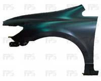 Крыло переднее левое для Honda Civic 4D '06-11 без отв. (TYG соотв. OE геометрии) (Tempest)