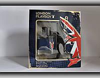 Набір подарунковий чоловічий Playboy London (туалетна вода+гель для душу + шампунь)