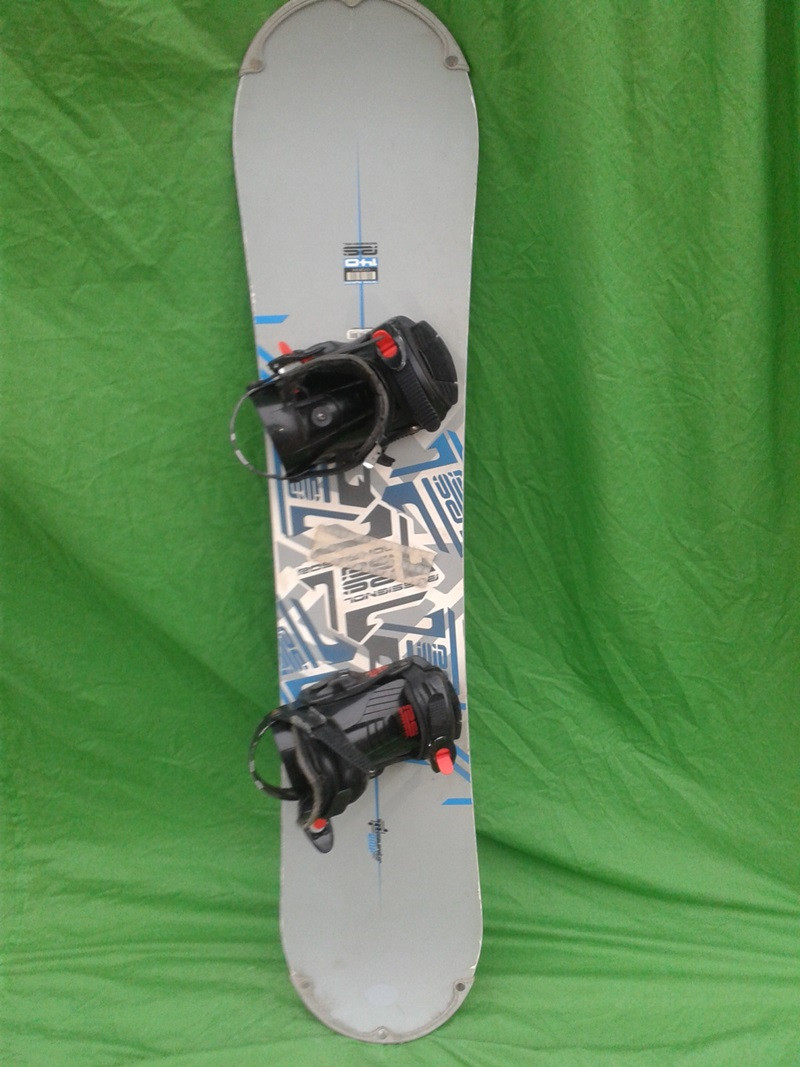 99b2b2f8c615 Сноуборд Rossignol accelerator comp 140 см + кріплення - A-sport в Львове