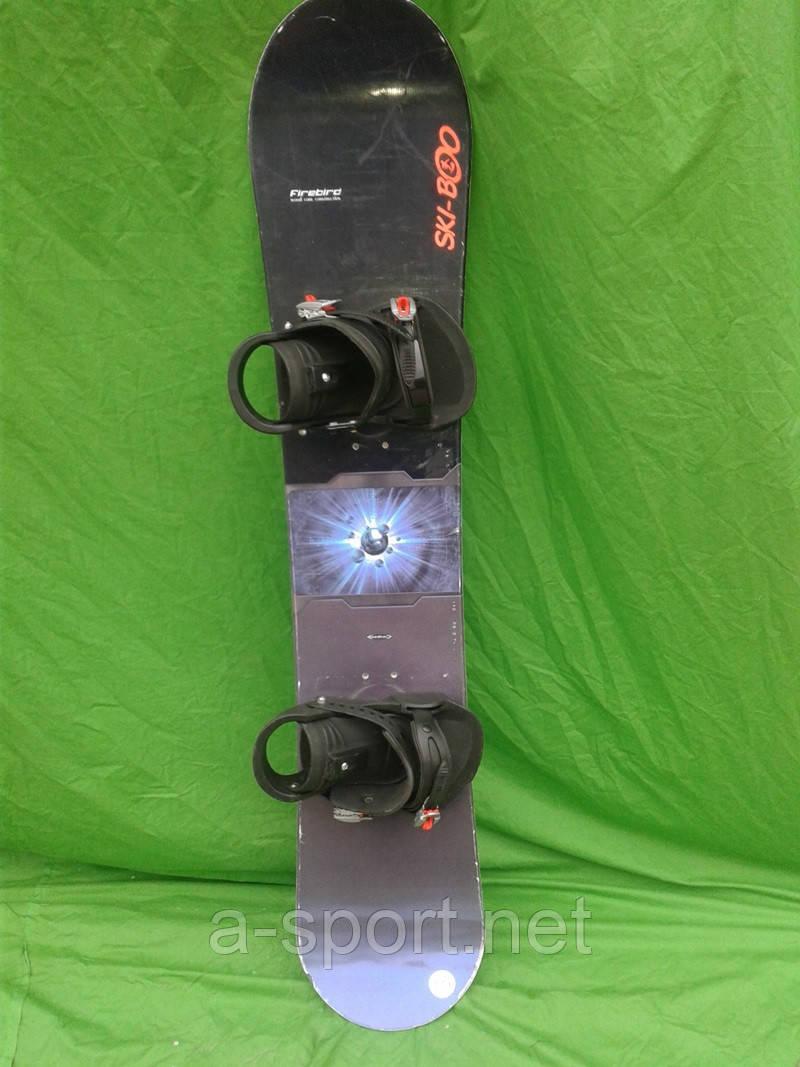 2e5ddc91efb7 Сноуборд Firebird 140 см + кріплення, цена 1 400 грн., купить в ...