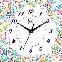 Настенные часы в детскую Юта Panorama CH011
