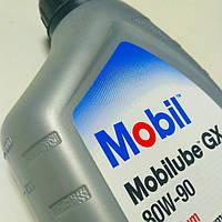 Масло трансмиссионное МКПП 80W90 (API GL-4) Mobil 1L