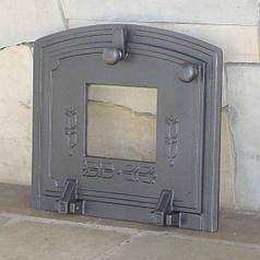 Дверцы для печи барбекю Halmat PIEKARNIKOWE 315X370 ММ