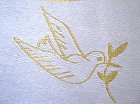 Полотенце для крещения махра Крыжма 70х140 Испания, фото 1