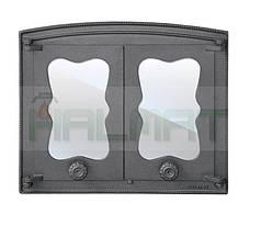 Дверцы для печи барбекю Halmat BATUMI3 440X380 ММ