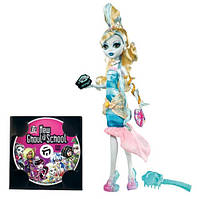 Кукла Монстер Хай Лагуна Блу Рассвет Танца Monster High Lagoona Blue Dawn of the Dance  - первый выпуск