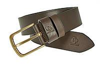 Кожаный ремень Classico Bronzo, коричневый