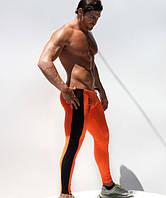 Лосины для спорта мужские Aqux