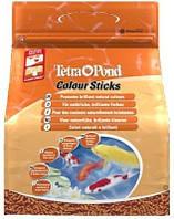 Корм для прудовых рыб Tetra Pond Colour Sticks, 4 л