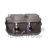 Станции для накопления и подъема сточных вод Pedrollo SAR 550-VXm 10/50 (для сильно загрязненной воды)