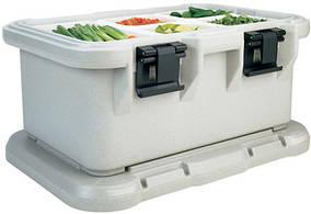 Емкость пластиковая для транспортировки блюд UPCS160