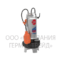 Погружной дренажный электронасос для стоков с отходами Pedrollo VX 15/35