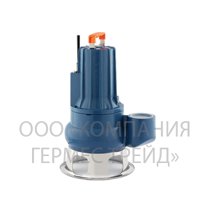 Погружной дренажный электронасос для стоков с отходами Pedrollo VXCm 30/50