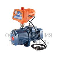 Водонапорная установка с электронным регулятором давления Pedrollo EP 4CPm 80-I