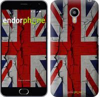"Чехол на Meizu Pro 5 Флаг Великобритании 2 ""387u-108"""