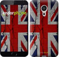 "Чехол на Meizu MX5 Флаг Великобритании 2 ""387u-105"""