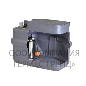 Станции для накопления и подъема сточных вод Pedrollo SAR 250-MCm10/50-ST (для сильно загрязненной воды)