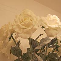 Цветок искуственный роза Sia