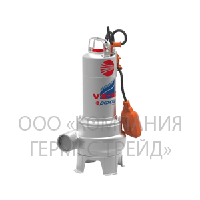 Погружной дренажный электронасос для стоков с отходами Pedrollo VXm 8/35-ST