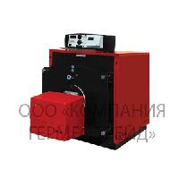 Котел стальной газовый для работы с вентиляторной горелкой 120 NO (Бизон)