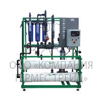 Промышленная система обратного осмоса MO-4 (4-5 м3/ч)