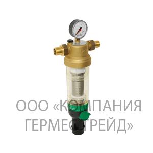 Фильтр тонкой очистки с обратной промывкой для горячей воды F76S-11/4AAM