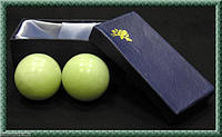 Массажные шары нефрит (4 см)