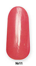 Гель -лак №11 UV Gel-Lacguer SOFIA 8.6 мл США (клубнично красный)