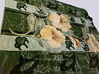 Одеяло-плед  тесненный  от  ТМ Elwey двуспальный евор