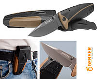 Нож складной Gerber Hunting MYTH FOLDER DP (31-001164).